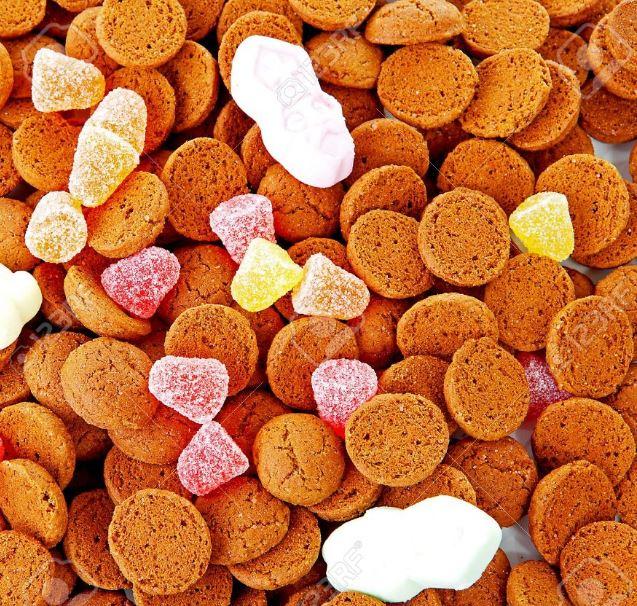 Snoepgoed Al Verkrijgbaar Sinterklaas