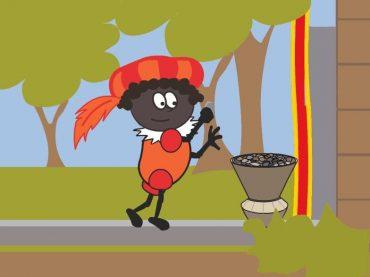 Deurentikker van het Sinterklaas journaal!